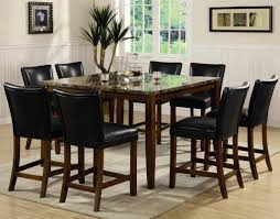 Tall Dining Room Sets Bar Dining Table Counter Height Dining Chairs Dining Room
