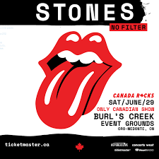 CANADA ROCKS WITH THE ROLLING STONES | Ontario