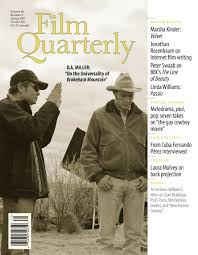 on the universality of brokeback film quarterly