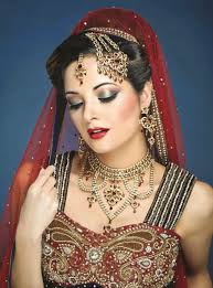 asian bridal makeup indian dulhan new look ideas for s image wallpaper