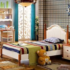 mediterranean wood bed childrens bed 12 twin boy and girl bedroom furniture 1 m 2 boy girl bedroom furniture