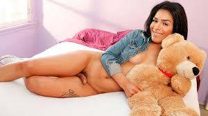 May 2016 XXX SITERIPS Page 17 ShemaleYum Gorgeous Grooby Girl Aubrey Starr Cums Tranny XXX Siterip