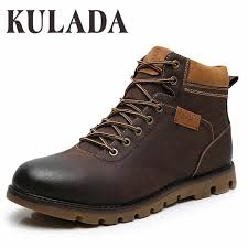 <b>KULADA</b> Boots Men <b>Winter Shoes</b> Super Warm High Quality ...