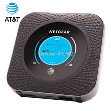 Netgear AT&T MR1100 Cat16 Nighthawk 4G LTE Mobile Hotspot ...