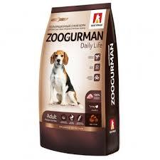 Марсик <b>Зоогурман Daily</b> Life <b>сухой корм</b> для собак средних и ...