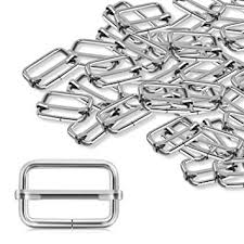 Alcoon 30 Pieces Slide Buckle 1 inch Metal Triglide ... - Amazon.com