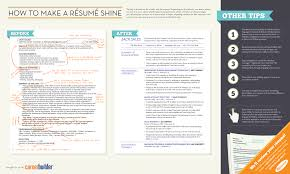writing a winning resume home infographic how to make a reacutesumeacute shine
