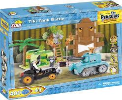 <b>Конструктор Tiki Tank</b> Battle