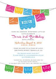 fiesta invitations templates