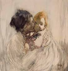 Image result for mother & child art