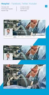 amazing hospital social media cover page template amazing hospital social media cover page template