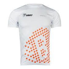 <b>Футболка</b> для бега Craft Event SBRT <b>Tee White</b> (1904176-1900 ...