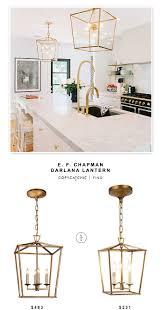 e f chapman darlana lantern copy cat chic chic for cheap bloglovin cheap lighting fixtures