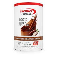 <b>100</b>% <b>Whey Protein</b> Chocolate Milkshake