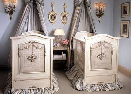 bonne nuit cherubini crib in opulent finish baby nursery furniture