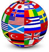 Image result for globe clip art