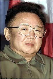 Kim Jong Il AKA Yuri Irsenowich Kim - Kim Jong Il large