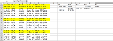 how to plan your timetable ahead of time unimelb adventures screen shot 2013 06 30 at 3 54 49 pm