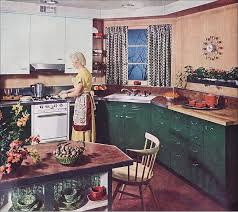 style kitchen tasty retro