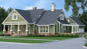 House Plans from Better Homes and Gardens image of Stunning Craftsman House Plan