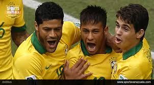 Jugadores de Brasil: Neymar