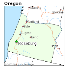 best places to live in roseburg oregon