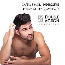 Scopri la Linea Loss Control <b>Double</b>... - <b>Hair Company</b> Professional
