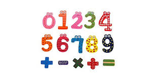 15Pcs/Set Numbers <b>Cartoon</b> Educational <b>Toy Wooden</b> Fridge ...