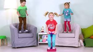 <b>Тренажер для прыжков</b> со звуком Moby Jumper - YouTube