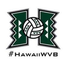 Hawaii W. Volleyball (@HawaiiWVB) | Twitter