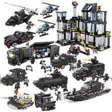 <b>Model building kits Compatible</b> with Lego city building block city ...