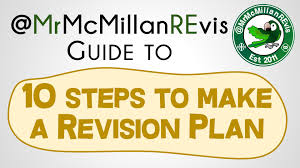 how to revise 2 of 5 making a revision plan by mrmcmillanrevis how to revise 2 of 5 making a revision plan by mrmcmillanrevis