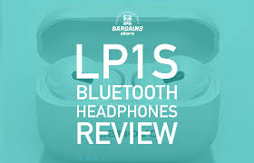 <b>Lenovo LP1s Wireless</b> Bluetooth Headphones Review - Bargains ...