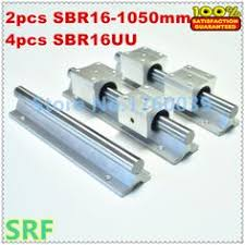 NEW <b>HIWIN linear guide 2pcs</b> HGR25 L1000mm and 4pcs ...