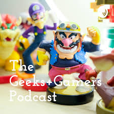 The Geeks+Gamers Podcast