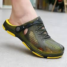 <b>New</b> Summer Casual <b>Men Sandals</b> Beach Waterproof Breathable ...