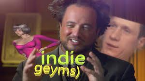 инди игры - YouTube