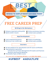 bridge to employment success today program undergraduate news flyerimagefinal