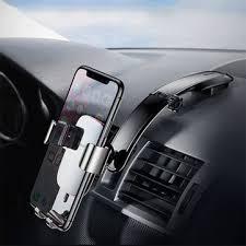 <b>Baseus metal</b> connecting rod <b>gravity</b> linkage auto lock <b>car</b> mount ...