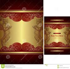 cover template royalty stock image image  gift box cover template stock photos