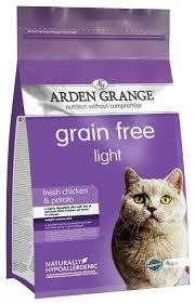 <b>Корм</b> для кошек <b>Arden</b> Grange Adult Cat Light курица и картофель ...