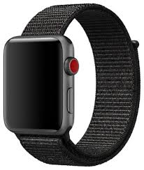 Hoco <b>Ремешок</b> Woven <b>Nylon для Apple</b> Watch 38 мм