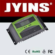 China 10A/20A/<b>30A</b>/<b>40A</b>/50A Manual <b>PWM Solar</b> Charge Controller ...