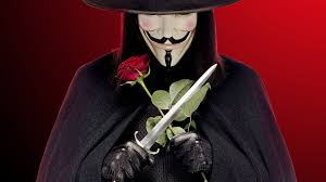 v for vendetta truly revolutionary or just designed to look that v for vendetta truly revolutionary or just designed to look that way