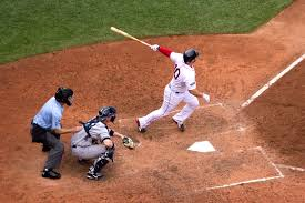 Red Sox at the Bat