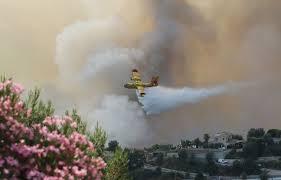 Alpes-Maritimes: Après deux jours de lutte, le plus gros incendie de l'été a enfin été fixé