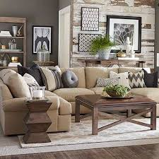 sutton u shaped sectional grey livingroom beige sectional living room