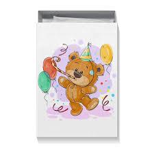 """Коробка для футболок """"<b>Мишка Тэдди</b>"""" #2431829 от BeliySlon ..."""