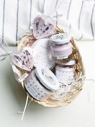 soy wax <b>handmade</b> gel candle sachet with dried flowers lavender ...
