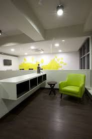 view in gallery advertising office interior design